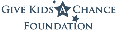 Give Kids a Chance Foundation Logo